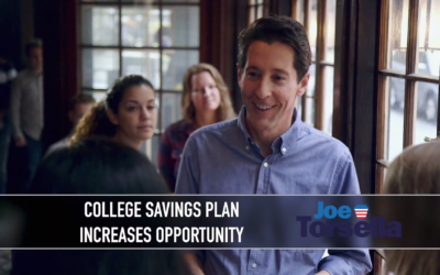 NEW AD: Torsella Touts Plan To Expand Access To College Without Raising Taxes